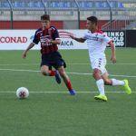 Duello tra Buglione (P) e Romio (B)